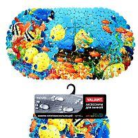 Spa-коврик  для ванны AQUA-PRIME 67*36см  Морское Дно