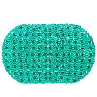 Spa-коврик для ванны AQUA-PRIME Золушка 66*37см (бирюзовый)