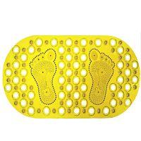 Spa-коврик для ванны AQUA-PRIME Массажный 66*33см (желтый)