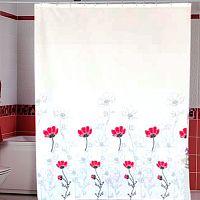 Шторы для ванн MIRANDA BODRUM 200*180см (полиэстер ткань)