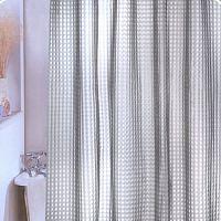 3D 830 А1 Шторы для ванн 180см*180см ГЛГ СЕРЫЕ Прочные и плотные шторы с голографическим объемным (3D) эффектом. Отверстия под кольца обработаны пластиком, а сам верхний край очень прочный благодаря двойному загибу