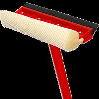 Стеклоочиститель со средней ручкой оранжевый арт.70069