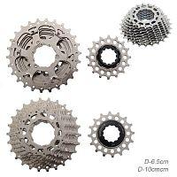 Кассета для шоссейного велосипеда SUNSHINE 10 звезд ROAD-CS-HR10-27 10S 16-26T (12-13лет) /уп 50/