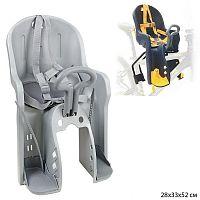 Кресло для велосипеда / BQ-10-GRAY /уп 6/