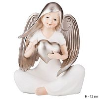 Статуэтка Ангел 10х9х12 см / 154-523 /