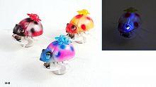 Магнит Жук со светодиодом 7235-6 /уп.60/600/