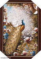 Картина гобелен 35х52 В райском саду / CH603-4/ иваново