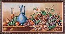 Картина гобелен 40х80 WJ013 / 10036-2 / золотая нить
