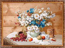 Картина гобелен 47х69 Подарок бабушке / JM317-1G / иваново