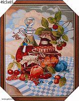 Картина гобелен 48х66 Дофине.Джем / 10034-1 / иваново