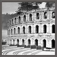 Постер Европа.Колизей (Италия) 30х30 см