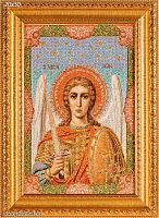 Икона Михаил Архангел 20х30 гобелен / N031 /  KS4219-4 / АКЦИЯ