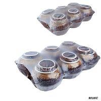 Горшочки для запекания 6 штук 800 МЛ ТП / 00191 / микс