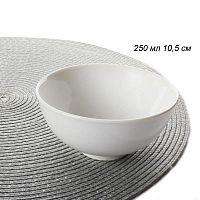 Салатник 250 мл 10,5 см / 30619 /уп 150/ 2 сорт