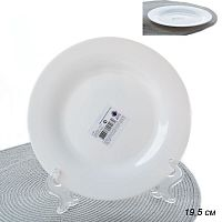 Тарелка десертная 19,5 см Опал / L1423 /уп 24/