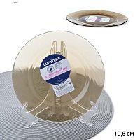 Тарелка десертная 19,6 см Океан Эклипс / L5080/H0246 /уп 36/