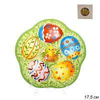 Тарелка для фаршированных яиц / EG0505K Y257-2 /уп 48/