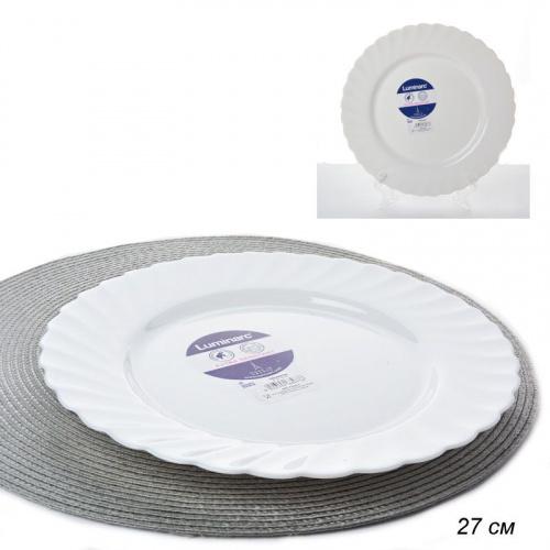Тарелка обеденная 27 см Трианон / 68977 /уп/