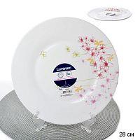 Тарелка обеденная 28 см Ипомея / L8309 /уп /