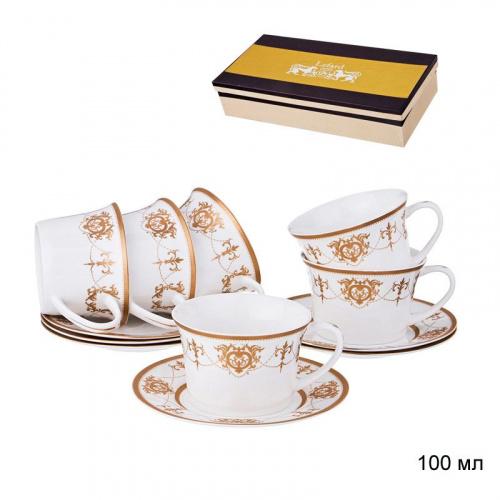 Кофейный набор 12 предметов 100 мл / 760-609 /уп 12/