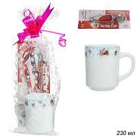 Подарочный набор № 6 Кружка 230 мл + сито для чая / АКЦИЯ / M230S (16173B) /